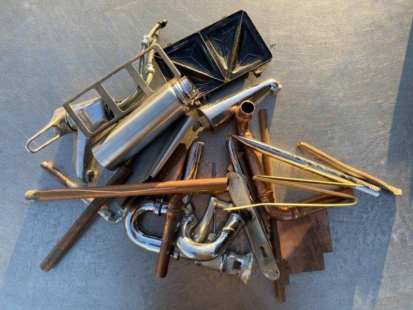 gemischte Metallschrottabfälle verkaufen