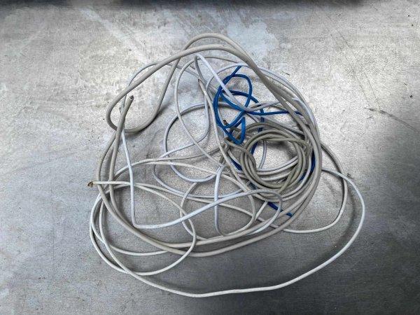 Haushaltskabel und Computerkabel – Kupfer Kabel 38 %